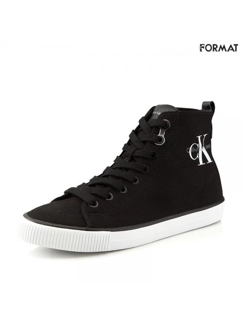 Giày snearker nữ CK R3562 black
