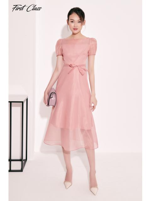 Đầm A993-530I hồng