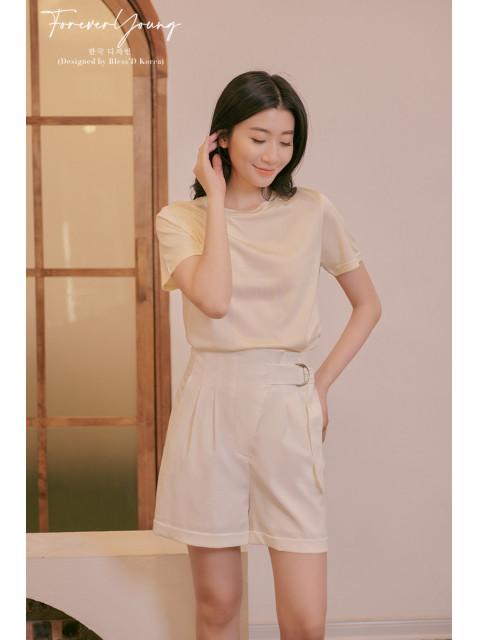 Áo t-shirt B9TSH004E trắng-02