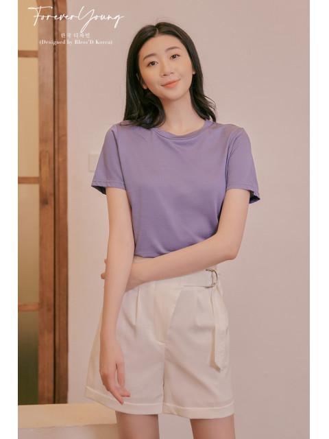 Áo t-shirt B9TSH004E xanh