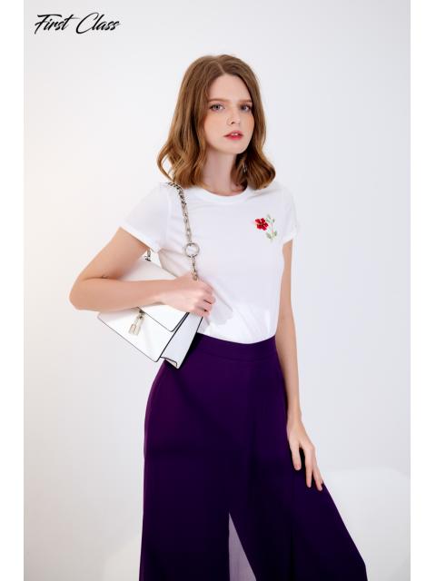 Áo t-shirt A933-228I trắng