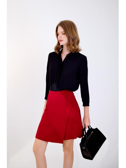 Chân váy B913-315I đỏ
