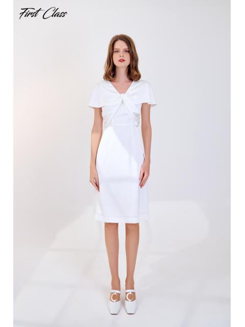 Đầm A993-569I trắng