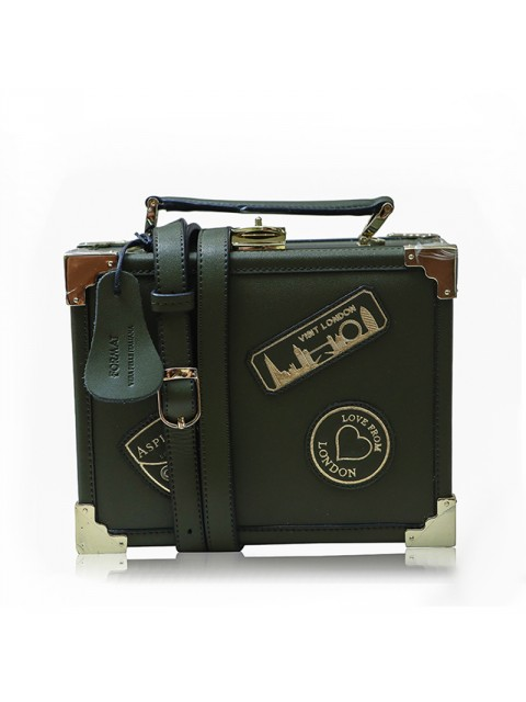 B9BAG001A DARK GREEN