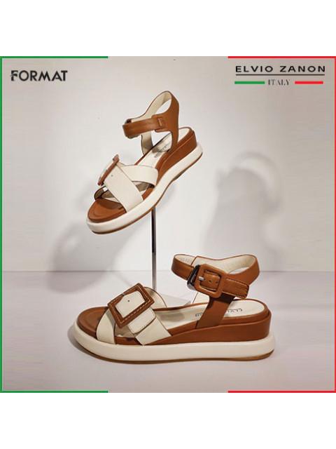 Sandal EL0103X nâu