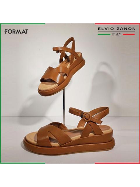 Sandal EL0104X nâu