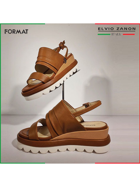 Sandal EL0702X nâu