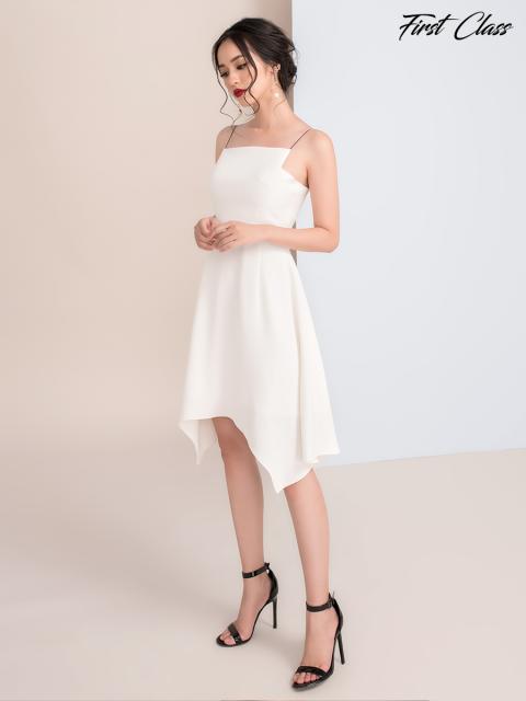Đầm FB990-022C trắng