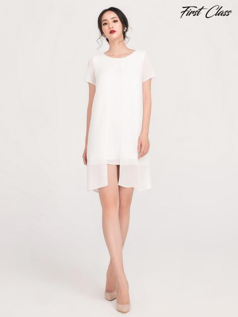 Đầm FB993-007C trắng