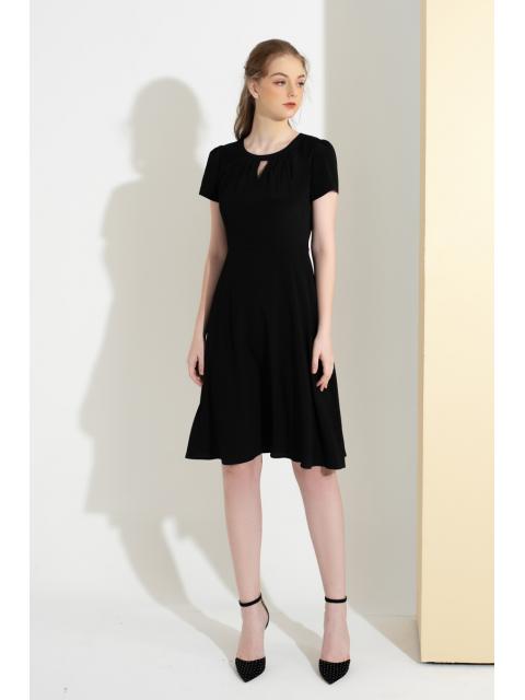 Đầm B993-755I đen