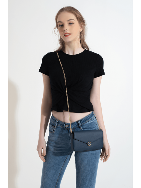 Áo T-shirt B933-641I đen