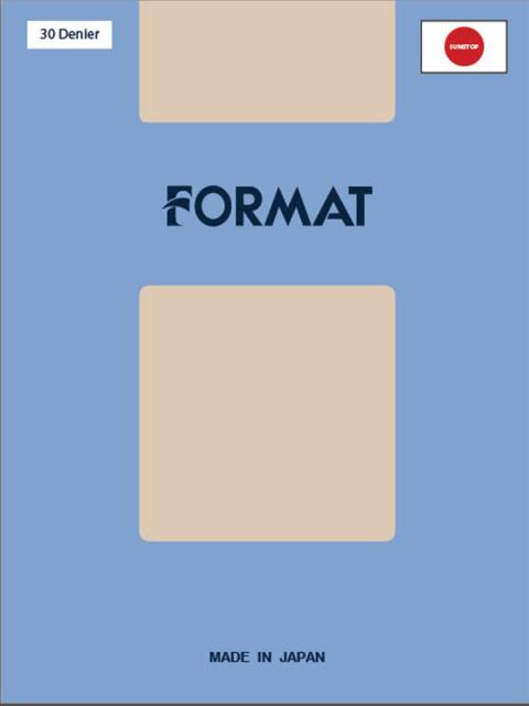 Quần tất chống nắng FORMAT LG4-26400N 30D